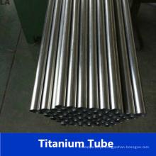 Tubo de titânio para aquecedor (Gr1, Gr2, Gr3, Gr7, Gr9, Gr12)
