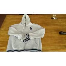 vente en gros de haute qualité sans logo sweat fitness blanc personnalisé hoodies