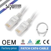 SIPU Gratisproben 3FT 1M CAT6 Ethernet Netzwerk LAN STP/UTP Patch-Kabel Kabel 550MHz RJ45 geschirmt