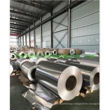 PE PVDF Nano Color Coated Mill Finish Packing Foils Aluminum Coil