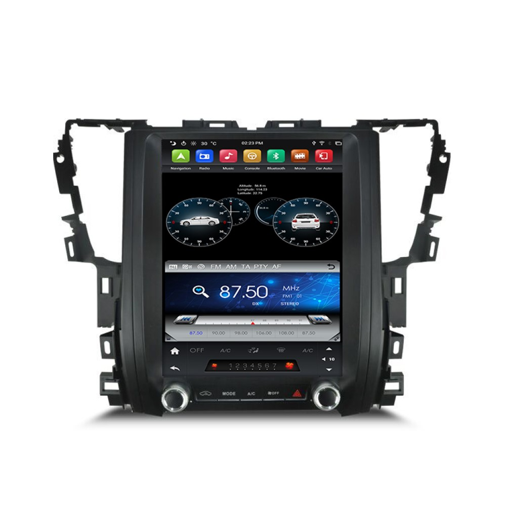 Alphard Android Car Navigation System