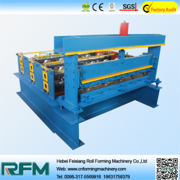 Roofing Tile Crimping Forming Machine