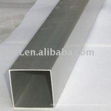 tubos quadrados de alumínio