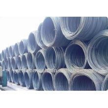 Fabricação de haste de arame de aço de 1008B de 6,5 mm