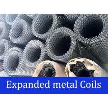 Matériaux de construction Rouleaux métalliques expansés / bobines métalliques expansées