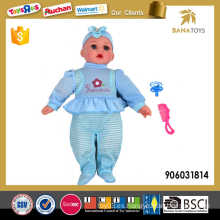 18 pulgadas 2 juguetes mezclados muñeca con 4IC
