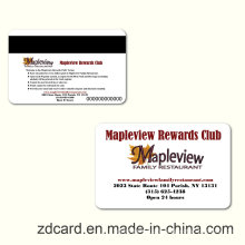 Magnetic Stripe Card VIP Card Membership Card