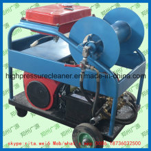 High Pressure Petrol Drain Washer Sewage Cleaning Water Jet Blaster
