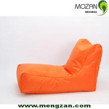 L shape lounger bean bag sofa living room chair