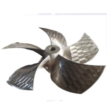 marine vessel ship 5blades propeller Solas boat stainless steel fix pitch propeller
