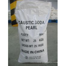 Soda cáustica perlas 99%