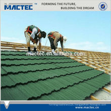 High quality heat insulation roof tile machine