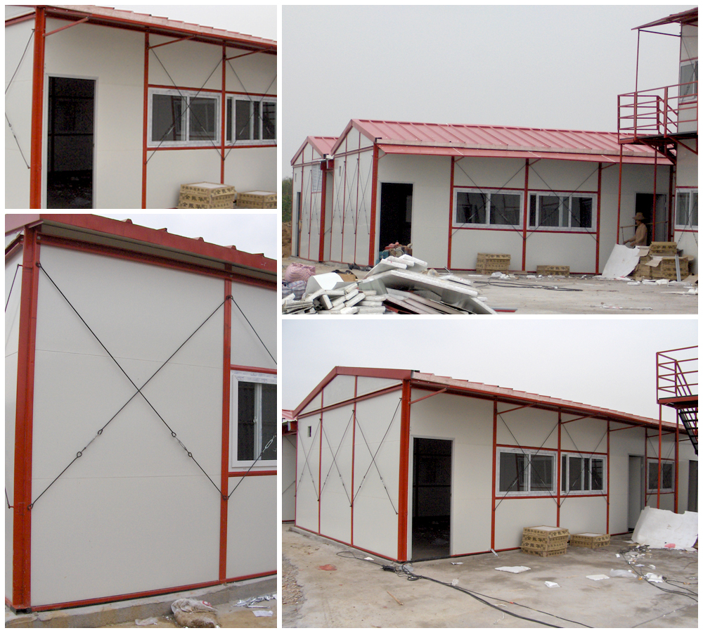 Prefabricated K House Biaozhun 5