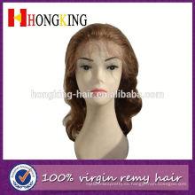 Peluca del frente del cordón peluca del partido hecha en China