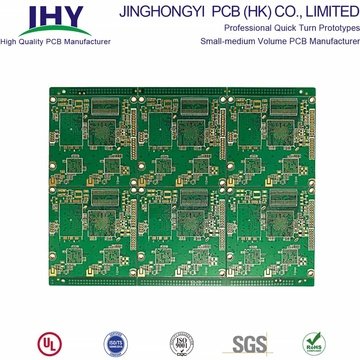4 Layer Fr4 Material High-Density Interconnect PCB