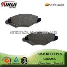 D1143 Pedal-Metall-Metall-Halb-Metall-Bremsbelag