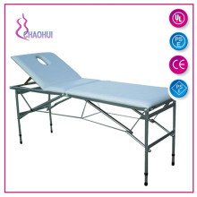 Wholesale portable leather massage bed massage table