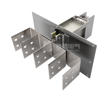 Hot and high quality Wetown brand common box bus duct / Copper Busbar / Busduct Busbar System in china for 35 years