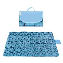 De alta qualidade verão dormindo esteira 600D oxford com material de PVC à prova d 'água bebê jogar tapete