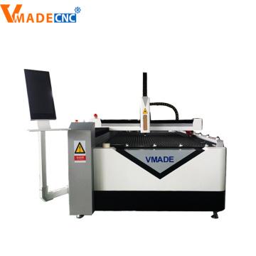 Máquina de corte de fibra láser de baja potencia económica.