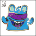 Cartoon Emaille Puppe Kragen Pins Metall