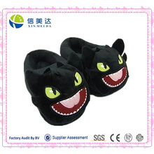 Train Your Dragon Toothless Plush Slipper Approx