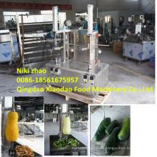 Kürbis-Haut-Schälmaschine / Papaya-Schälmaschine