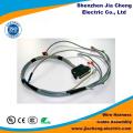 Conjunto de cabos para cablagens de equipamentos de teste de veículos