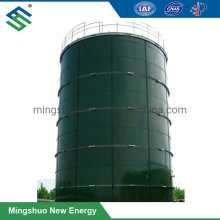 Enamel Steel Material Made Anaerobic Digester Assembled Type