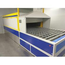 Industrial IR Conveyor Curing Dryer