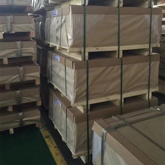 marine grade Aluminum Sheet for ship