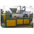 Máquina de deshidratación por compresión de plástico de bolsas tejidas