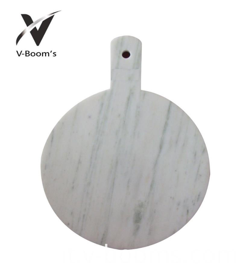 Marble Cutting Board With Wood