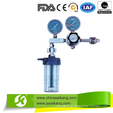 Medidor de fluxo de oxigênio de calibre duplo de novo design 2015