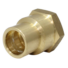 Pre-solder Brass Fittings Connector
