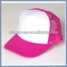 Pink Casual Hat for young girl sexy baseball hats