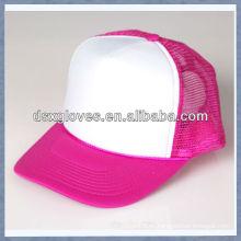 Розовая повседневная шапка для бейсбольных шапок молодой девушки