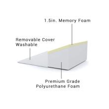 Подушка из пены с эффектом памяти Triangle Wedge