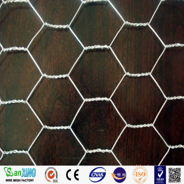 Filet hexagonal de 3/8 po