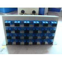 Caja de terminales de fibra óptica de 24 núcleos montada en la pared