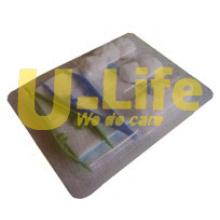 Paquete de preparación estéril (kit médico regular)