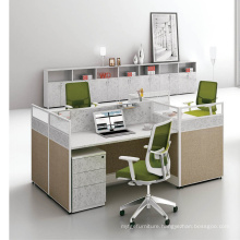 Best Design of Modular Workstation for Office Space Planning Project