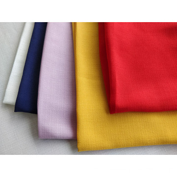 100% Polyester Fake Linen Pd