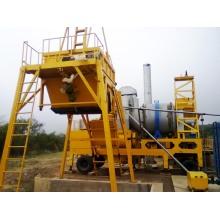 Planta mezcladora de asfalto móvil (QLB60)