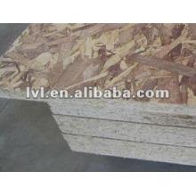 1220*2440*25mm OSB for construction (manufacturer )