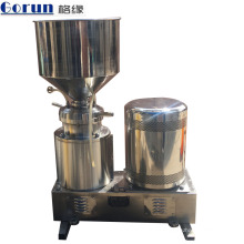 Stainless steel homogenizer hazelnut paste colloid mill