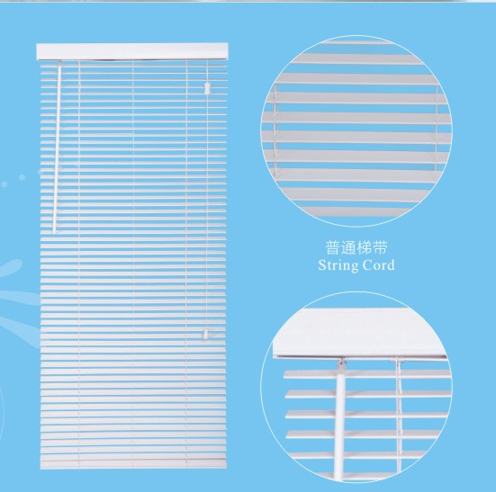 "1""Faux wood Blinds"