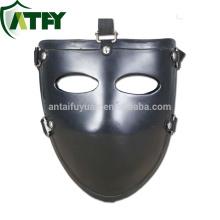 Army Bulletproof mask Ballistic Kevlar Aramid Half Face Shield