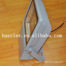 Shenzhen prix direct étanche 12-24v 100-240v ip65 conduit appareils d'éclairage extérieur 100w