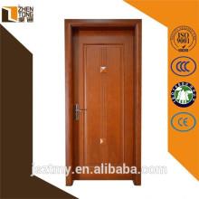 2015 Top sale solid wood swing veneered mahogany solid wood door